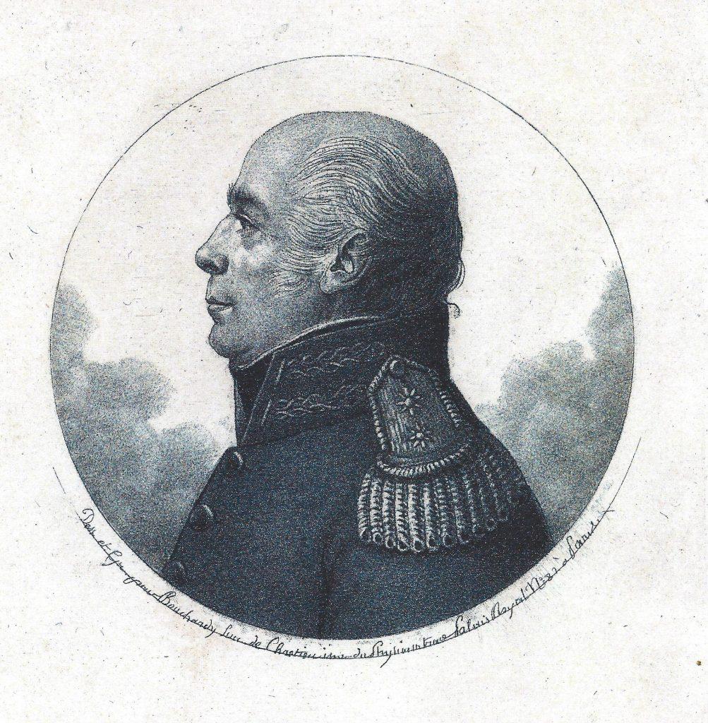 Peter Lotharius Oxholm.