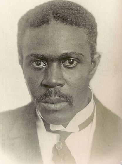Picture of David Hamilton Jackson.
