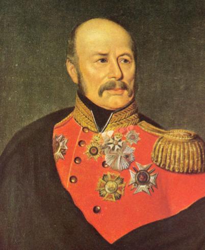 Generalguvernør Peter von Scholten
