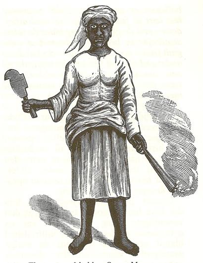 Tegning af Queen Mary