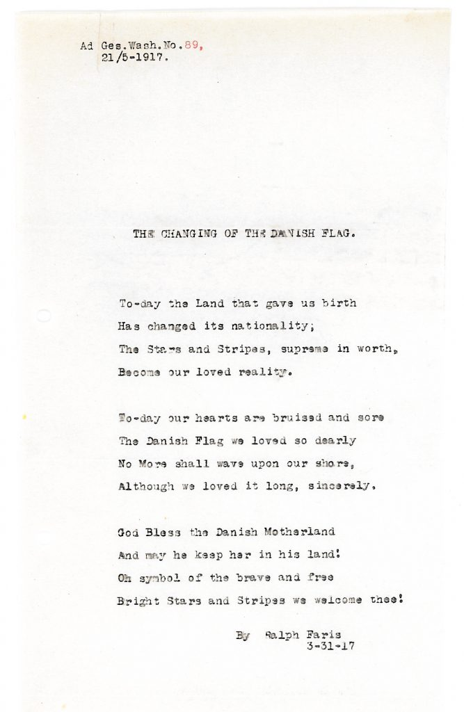 Picture of the poem.